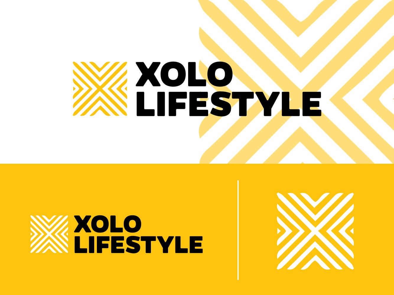 Xolo ui ux animation art illustrator typography promotional design poster design app lettering vector minimal logo icon flat illustration identity design clean branding