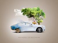 Eco-friendly car modification