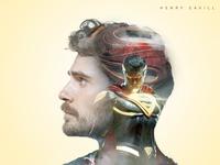Henry Cavill(Superman)