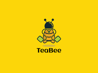 Teabee logo, Daily Logo challenge #19