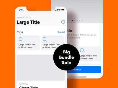 Big Bundle Sale Starts Now design web web design webdesign ui website