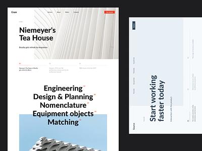 Craze Layouts Based on Source Wireframes web design webdesign ui website web minimal design