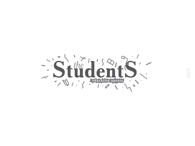 Rejected logo |03| The students