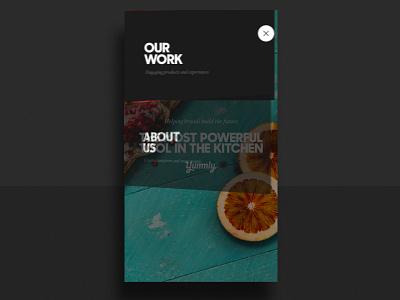 Mobile Interactions san francisco san jose design app ux ui animation prototyping agency website mobile