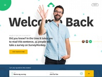 Return homepage radical