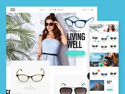 Sunglasses Brand & Shop