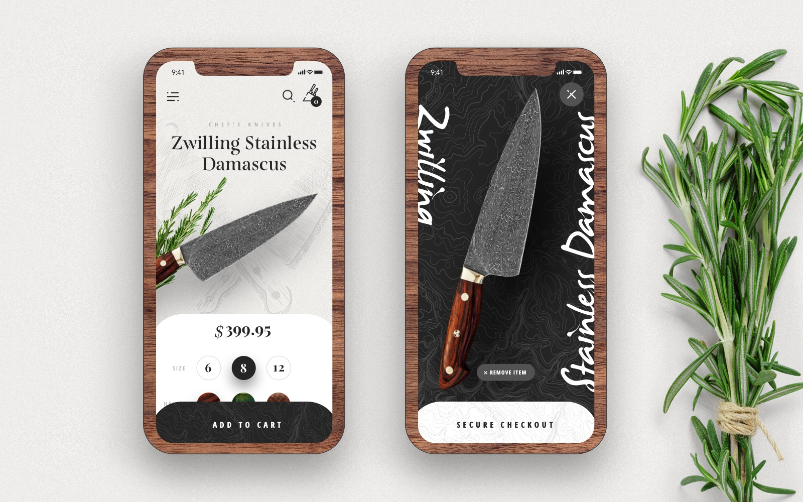 Kramerknives mobile