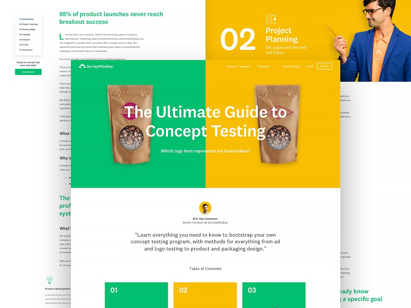 Ultimate guide to concept testing dribbble