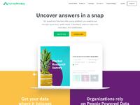 Homepage ab test