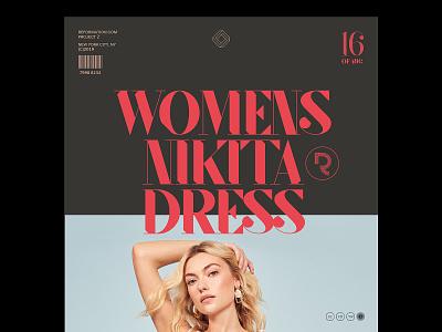 FASHION modern kingston font serif editorial typography photography fashion visual design