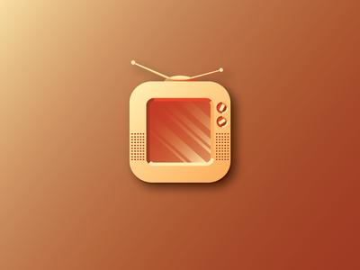 Tv App Icon