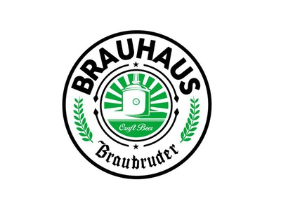 Logo for Brauhaus microbrewery. www.brauhauspivara.com