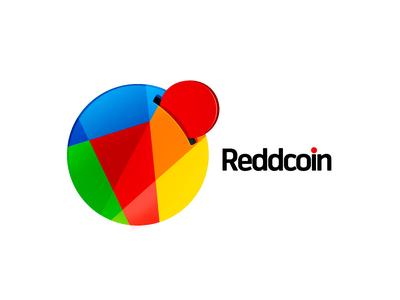 Reddcoin logo design