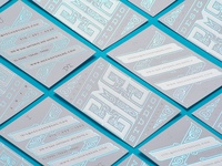 EME Design Studio Business Cards
