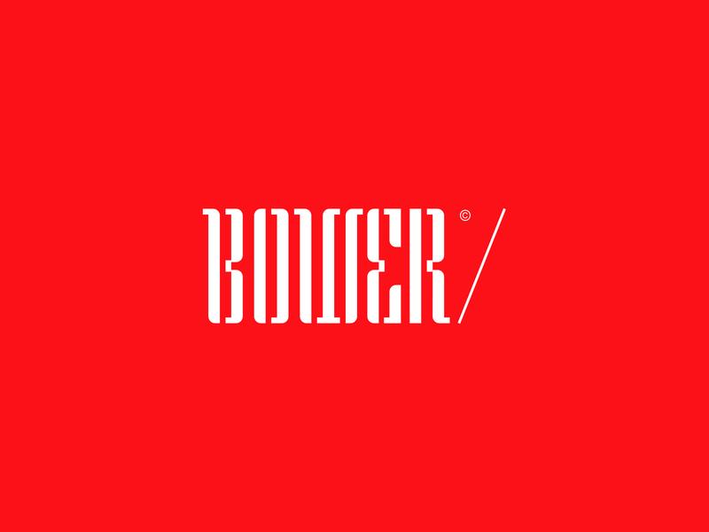 Bower - Branding - Logotype lettering design identity brand typography branding logo