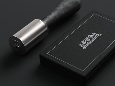Watch Merchant branding logo corporate identity lion shield luxury watch stamp elegant