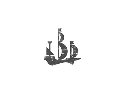 James Cook Publishing sailor mark sail vintage digital publishing texture flag ship branding logo