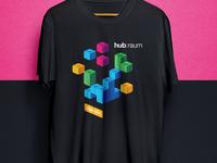 Hub:raum T-shirt