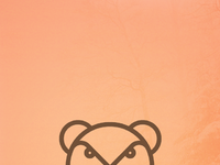 Forestlife bear wallpaper