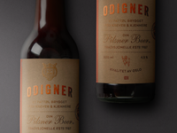 Odigner - Brand and Label design