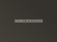 Words integrated2