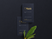 Dr Matt - Brand Design