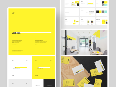 Unibase - Branding / Product Design - Case Study