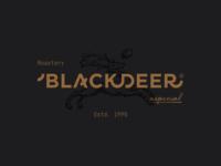BLACKDEER - Branding - Logo