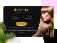 Mother's Day Digital Signboard
