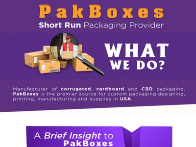 Get High Quality Custom Boxes from PakBoxes cardboard boxes packagingdesign packaging custom boxes