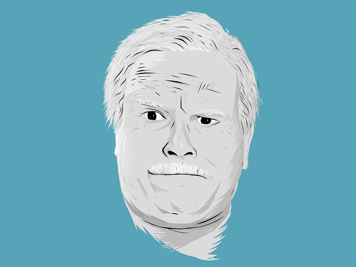 Victor McDade illustrator draw ipad pro