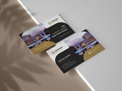 Real Estate Business Card real estate business card businesscard repair realtor real estate property professional open negotiator mortgage loan interior design house home construction company commercial business card agent agency