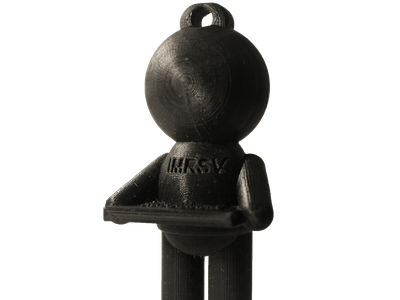 3D Printed IMRSV Arts Figuring design 3d model 3d modeling icon imrsv arts 3d printing 3d art