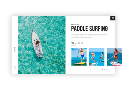 Conceptual Design Paddle Surfing