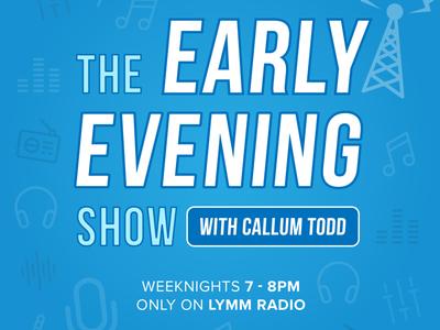 Radio Show Logo Concept