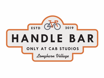 Handle Bar Logo Concept - V2.0