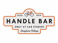 Handle Bar Logo Concept - V2.0