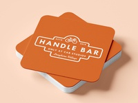 Handle Bar - Concept Branding - Beer Mat