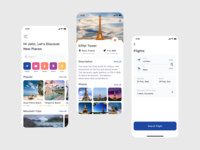 TravelApp featured flight booking flight ios tickets booking purchasing vacation tourism tour traveling travel app travel mobile app design layout web design mobile app design ux ui