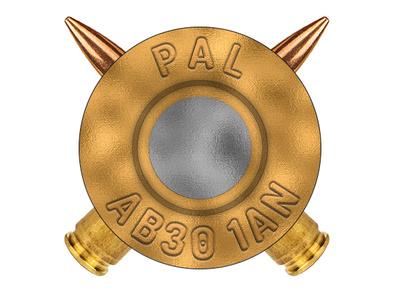 Ammunition Logo ammunition startups logo design bullet branding and identity