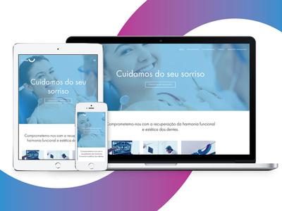 Oralria's website