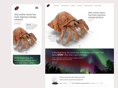 P2 mobile design campaign branding uxui webdesign