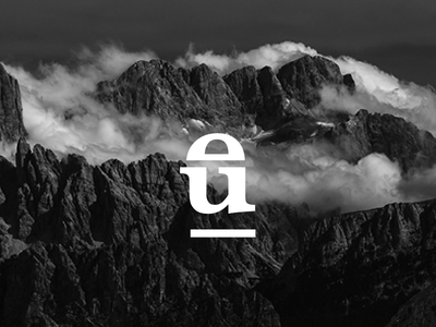 Evolve-U identity typography branding