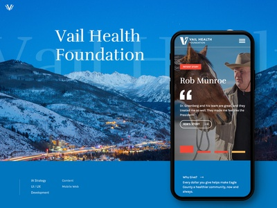 Vail Health Foundatin