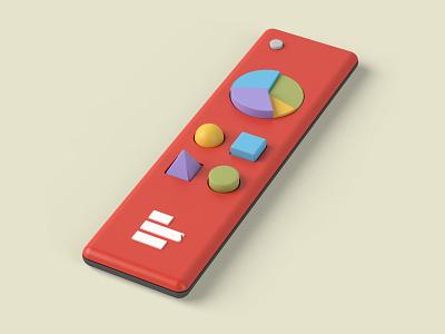 Super Remote Controller dataviz data inputs