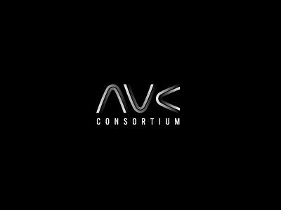 AVC highway automotive monogram