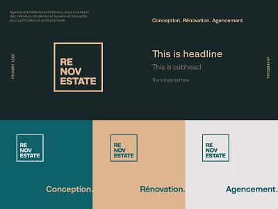 renov logotype box