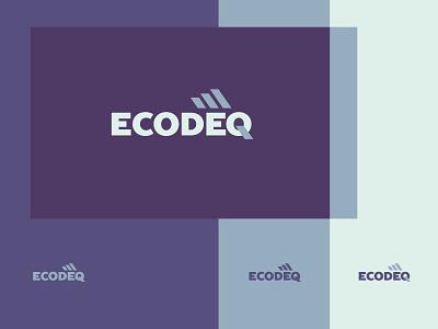 ecodeq prefabricated logotype