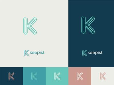 Keepist monogram