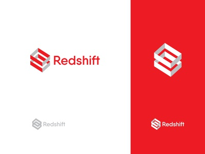 Redshift 3d structure monogram